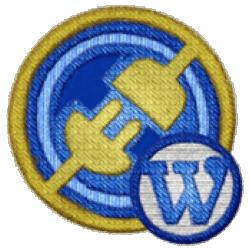 Gratis WordPress Training 2 badge1 custom