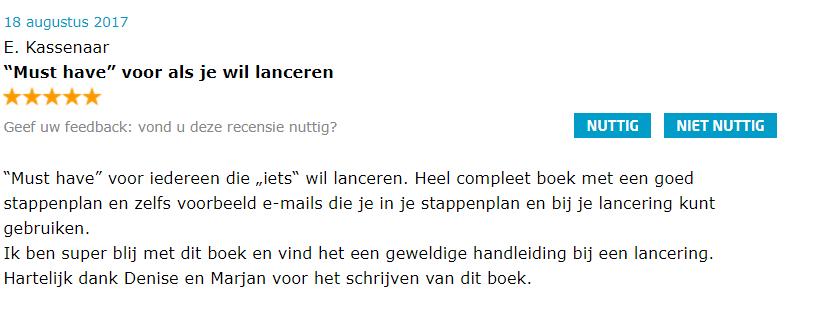 Lanceren kan je Leren – Gratis Boek 8 image 2017 08 30 at 3 14 36 pm